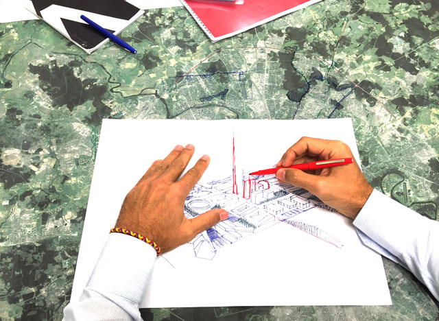 global planning architecture services